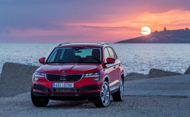 Skoda Karoq, el nuevo SUV