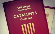 Los falsos 700.000 pasaportes catalanes que ha incautado la Guardia Civil en Montpelier