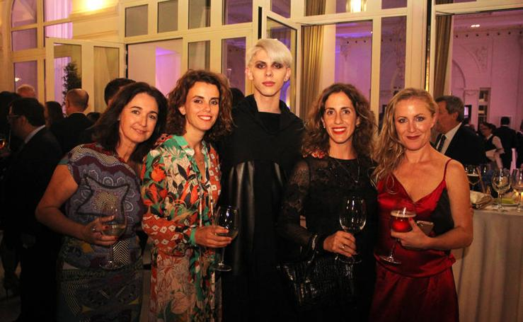En fotos, los invitados a la reapertura del Gran Hotel Miramar