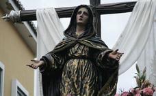 La Virgen de la Soledad de San Pablo saldrá de manera extraordinaria el 13 de octubre de 2018