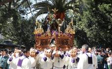 El Señor de la Pollinica saldrá en procesión extraordinaria el 15 de septiembre de 2018