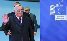 Juncker alerta de los «venenos nacionalistas» y rechaza cualquier separatismo