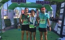Zaid Ait Malek y Gemma Arenas, reyes del Maratón de Jarapalos