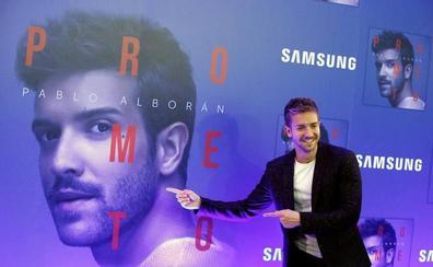 Pablo Alborán presenta 'Prometo', un «disco que cura heridas»