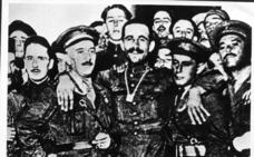 Motín en Málaga de tropas enviadas a Marruecos en 1923