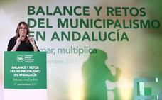 Junta, Gobierno y ayuntamientos reivindican el consenso para mejorar la financiación local