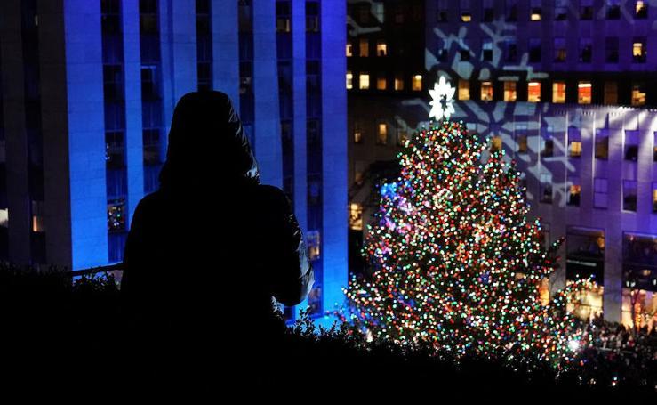 Nueva York enciende la Navidad