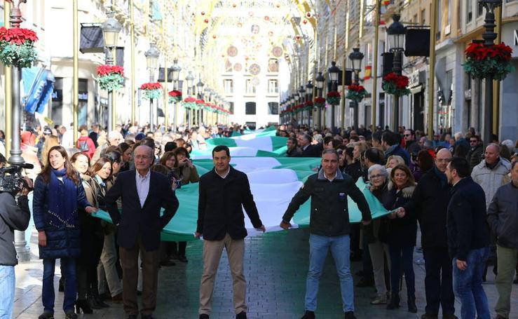 Fotos del acto de conmemoración de los 40 años del 4 de diciembre del PP-A en Málaga