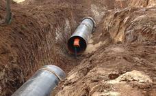 La Diputación destina 430.000 euros a mejorar el abastecimiento de agua en seis municipios de Málaga