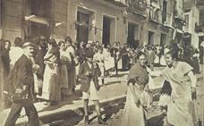 El año en el que Málaga se quedó sin pan