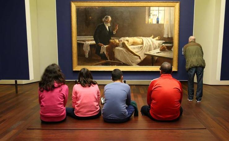 El Museo de Málaga cumple un año
