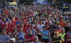 Michael Kiprop y Nancy Koech firman un doblete keniata en el regreso del maratón a Málaga