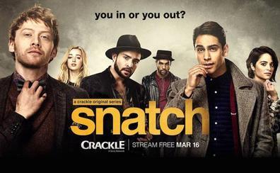 Málaga se lleva el rodaje de 'Snatch', serie norteamericana que se iba a filmar en Cataluña