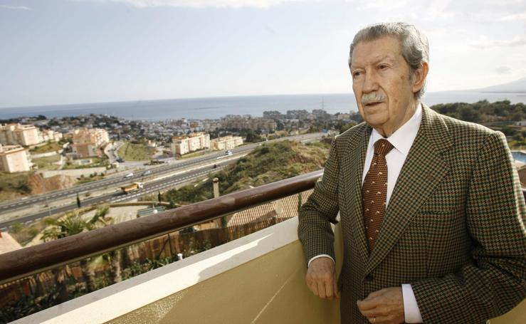Manuel Alcántara, una vida a través de sus fotos más íntimas