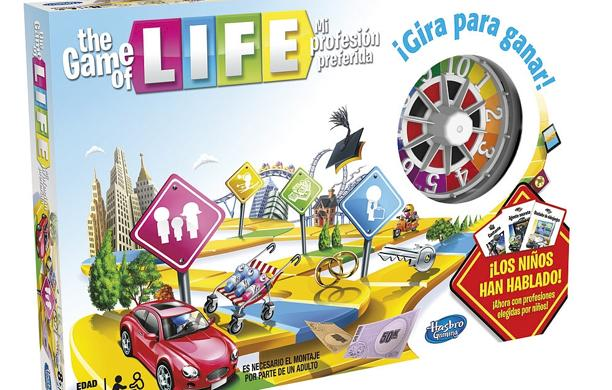 Game of Life de Hasbro