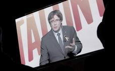Puigdemont pide el «voto útil de país» para vencer a Rajoy