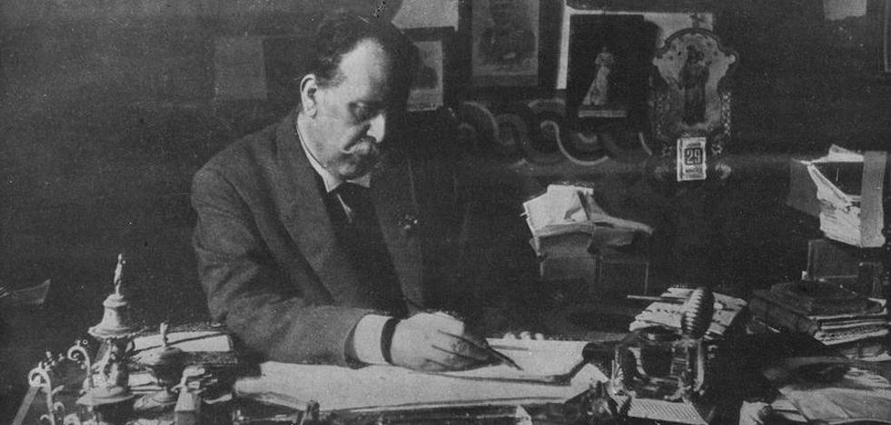 Díaz de Escovar: el hombre que tenía Málaga en la cabeza