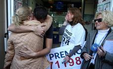 El Gordo reparte 129 millones en Málaga