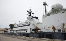 Detectan un nuevo objeto en la búsqueda del submarino argentino desaparecido