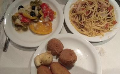 Interior investiga el polémico menú de Nochebuena de los policías en los barcos de Barcelona