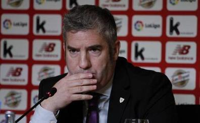 Urrutia: «Estamos a la espera de que Kepa nos diga sí o no»