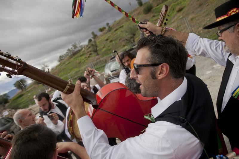 La 56 Fiesta de los Verdiales de Puerto de la Torre, en fotos
