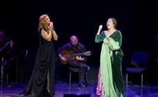 Ainhoa Arteta y Estrella Morente: un milagro en Navidad