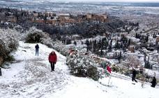 El temporal pone este domingo en aviso a 37 provincias, con riesgo máximo por nevadas en Navarra y La Rioja