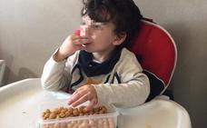 El niño que comía garbanzos para desayunar, ¿una aberración?