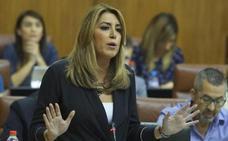 Fiscalía y defensa se oponen a que Susana Díaz testifique en el juicio del 'caso ERE'
