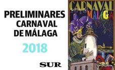 Directo | Sigue la décima preliminar del concurso de canto del Carnaval de Málaga 2018