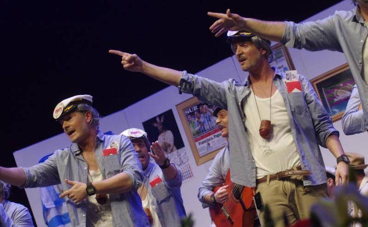Primera jornada de preliminares del Carnaval de Málaga