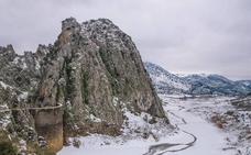 Piden que la antigua presa de Montejaque sea declarada BIC de carácter industrial