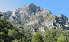 Rescatan a una excursionista accidentada en el Pico de la Concha, en Istán