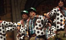 Así le canta el Carnaval de Málaga a las interminables obras en las calles de la ciudad
