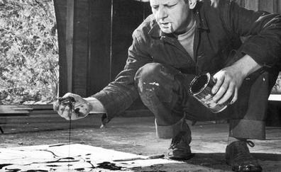 Del artista salpicador al rey descabezador: Jackson Pollock y Enrique VIII