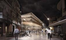 Los empresarios interesados en el Astoria dan el paso para hacerse con la concesión del suelo