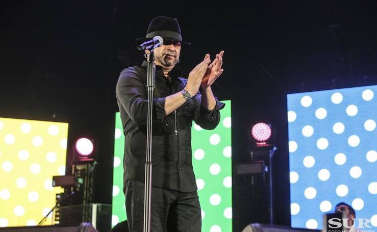 El concierto de El Barrio, en fotos