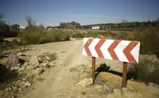 La variante de Arriate, una carretera pendiente de la Junta desde hace siete años