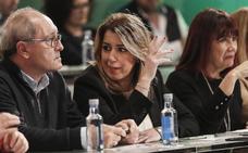 Susana Díaz le pone las pilas al PSOE y asegura que no adelantará las elecciones