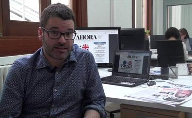 Ramón González Férriz: «El 68 es la reforma necesaria para que el sistema siga funcionando como siempre»