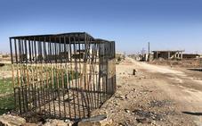 El museo del horror del Estado Islámico