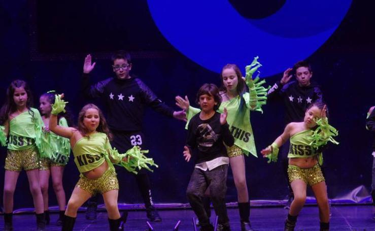 Fotos de la Gala Infantil del Carnaval de Málaga 2018