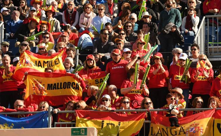 Eliminatoria de la Copa Davis: España-Gran Bretaña