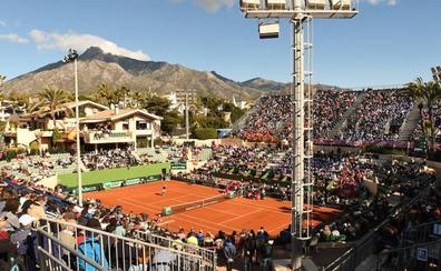 Zarpazo de Gran Bretaña en la Copa Davis en Marbella