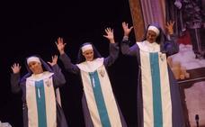 En fotos, la final del Carnaval de Málaga en el Teatro Cervantes