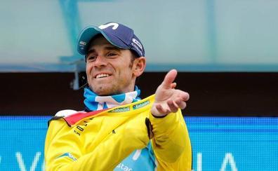 Alejandro Valverde gana la Vuelta a la Comunidad Valenciana