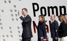 El Rey apela a la cultura para fortalecer la historia en común de los españoles
