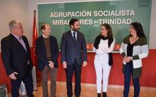 El PSOE de Málaga exige la bonificación de la plusvalía por herencia a todos los familiares directos