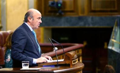 De Guindos, candidato de España a la Vicepresidencia del BCE